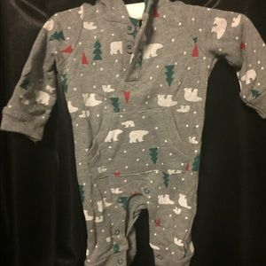 Other - Warm footed newborn onesie